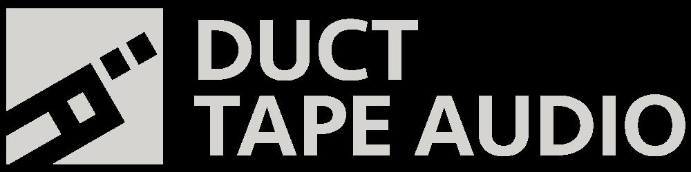 DUCT TAPE AUDIO